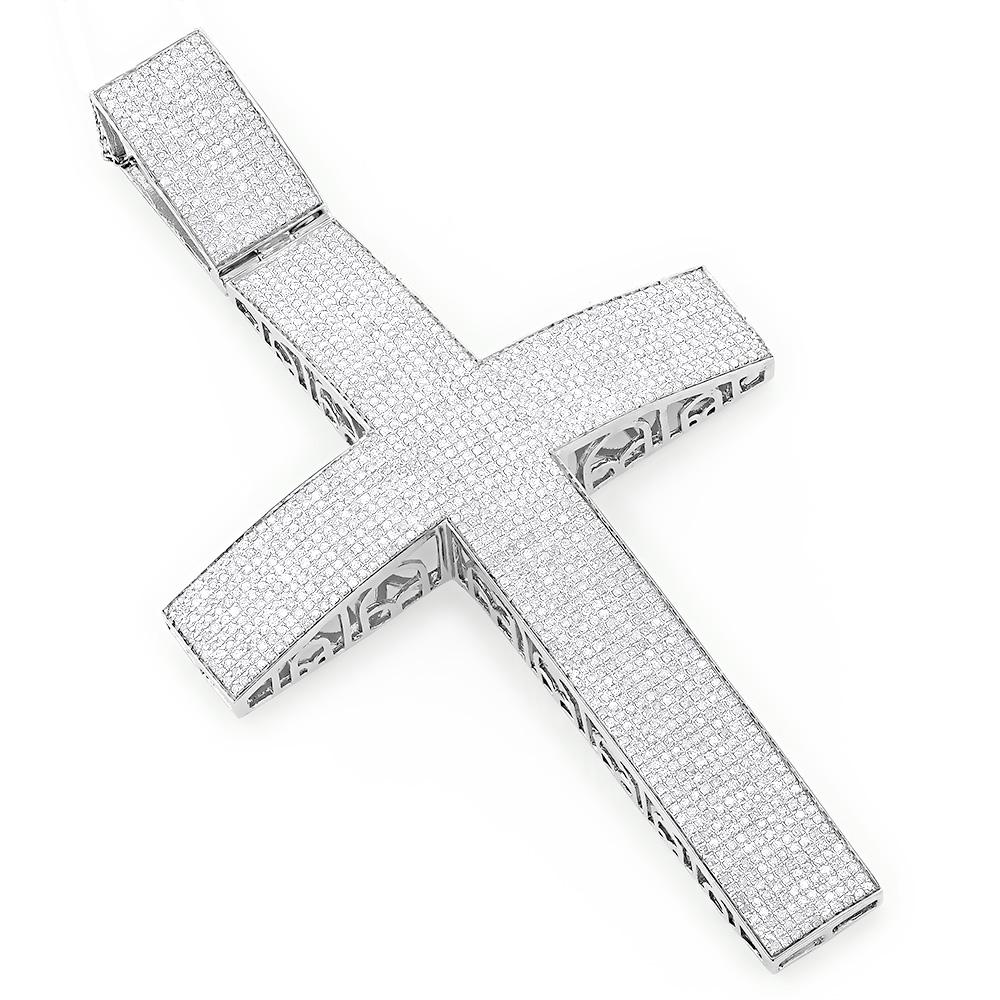 Oversized Cross Necklace